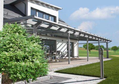 Erhardt Terrassendach